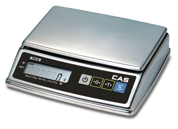 Настольные весы PW
