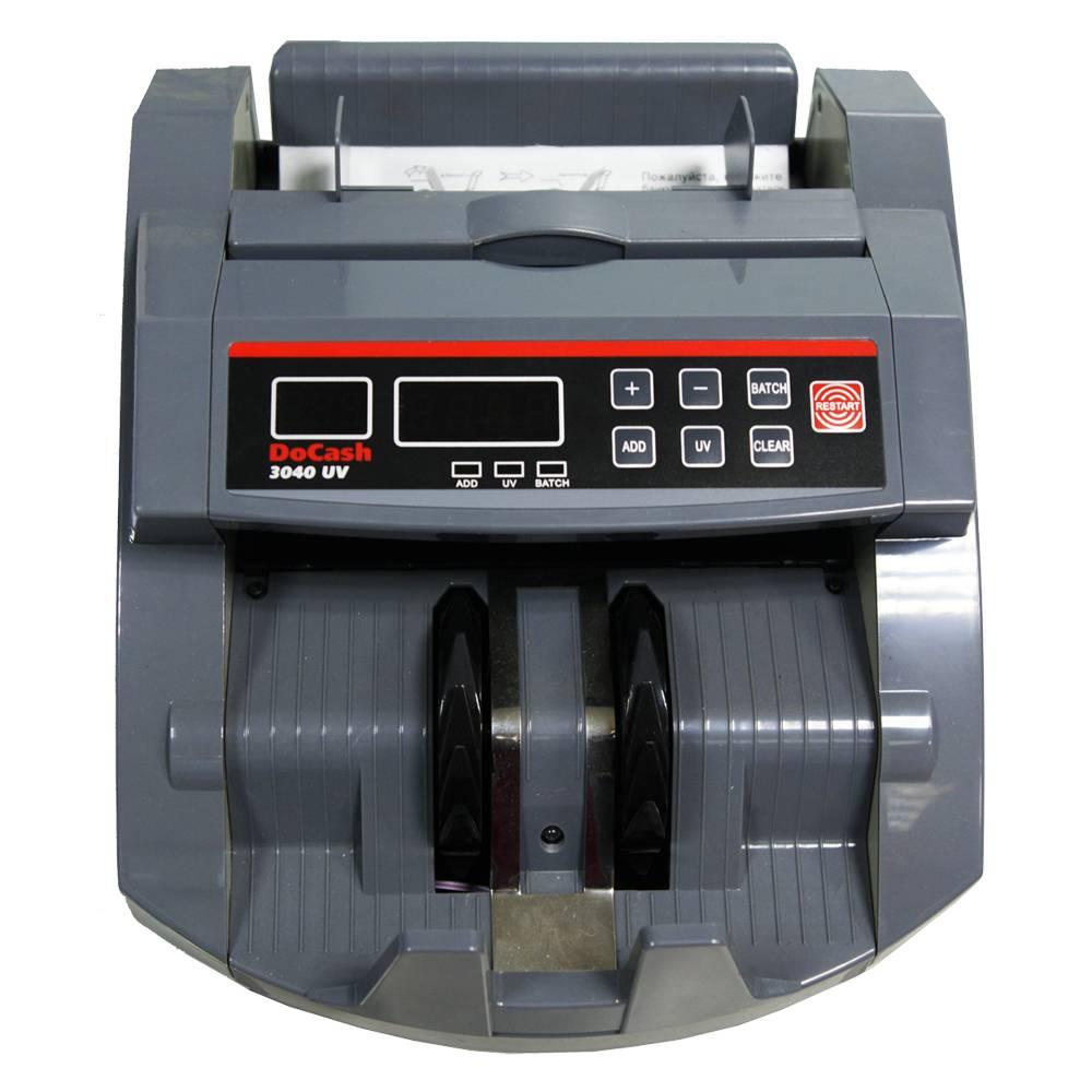 Счетчик банкнот DoCash 3040/3040 UV